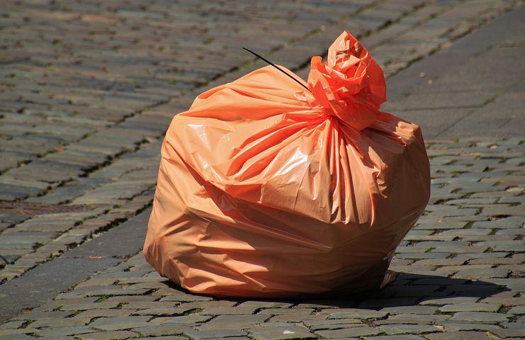garbage plastic